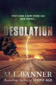 DESOLATION (Signed Paperback)