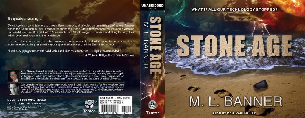 Stone Age Audio Cover