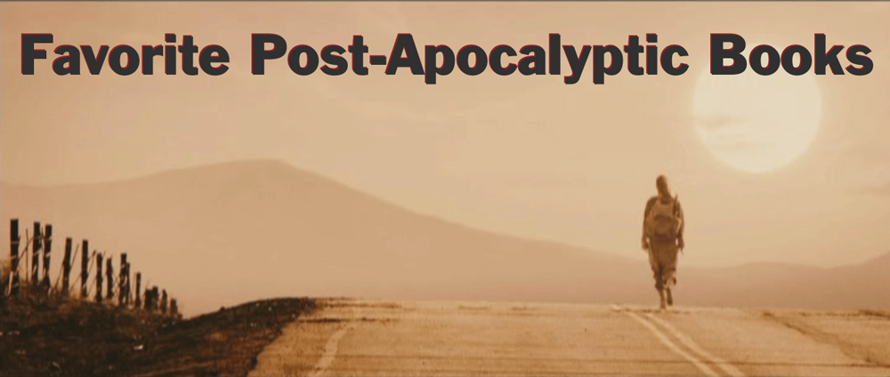 Favorite Post-Apocalyptic Books